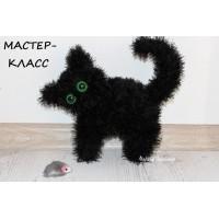 """Мастер-класс """"Черный кот"""" в формате PDF"""