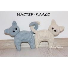 """Мастер-класс """"Кошка интерьерная"""" в формате PDF"""