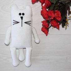 Белый Длинный Кот