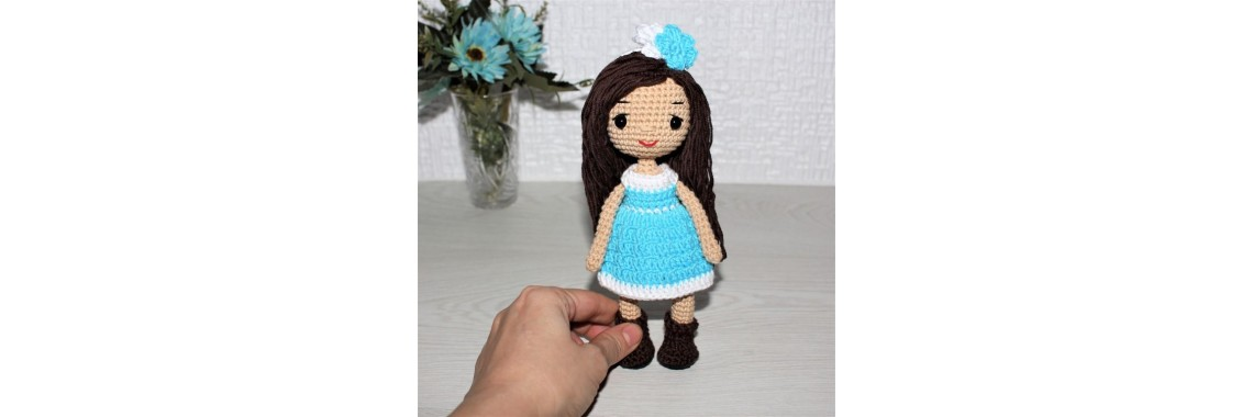 Куколка Незабудка