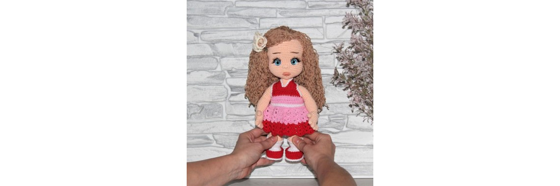 Кукла Синеглазка
