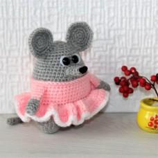 Мышка-Пышка Девочка