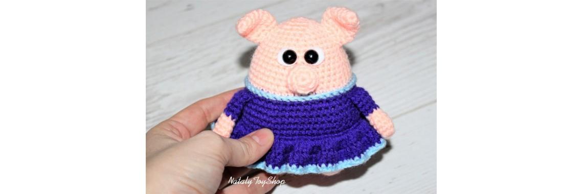 Свинка-Малышка