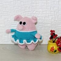 Свинка-Малышка из полухлопка